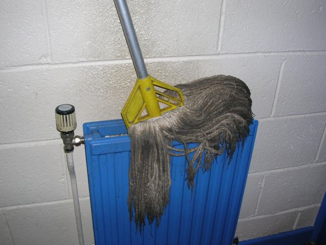Dirty Mop