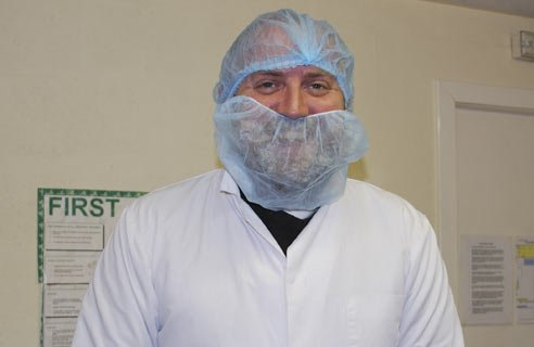 Correct use of Hairnet - Pic-1