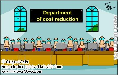 Department of Cost Reduction