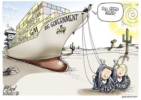 Big Government!