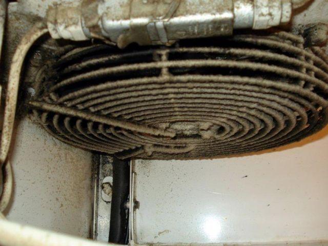 faulty ventilator