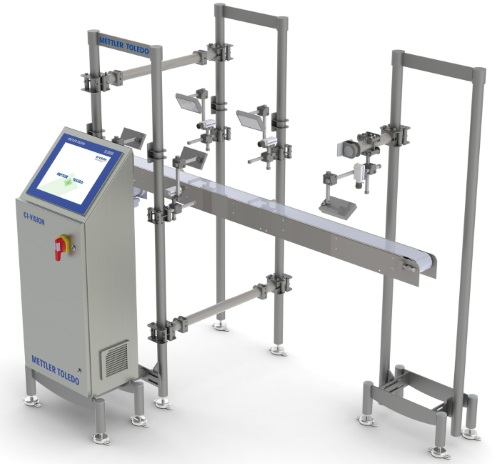 Mettler Toledo Vision Inspection System Combines Thorough
