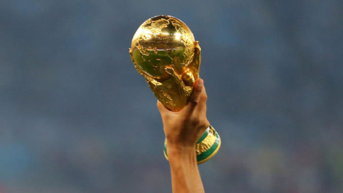 Football (Soccer) World Cup 2018 Competition
