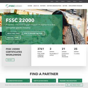 FSSC 22000 Website