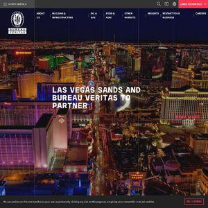 Bureau Veritas Certification Website