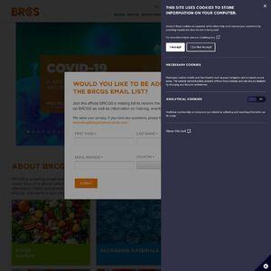 BRC Global Standards Website