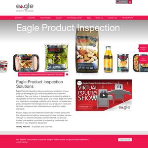 Eagle Product Inspection Website