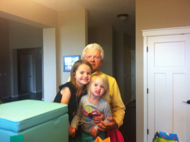 My love And grandkids My Life