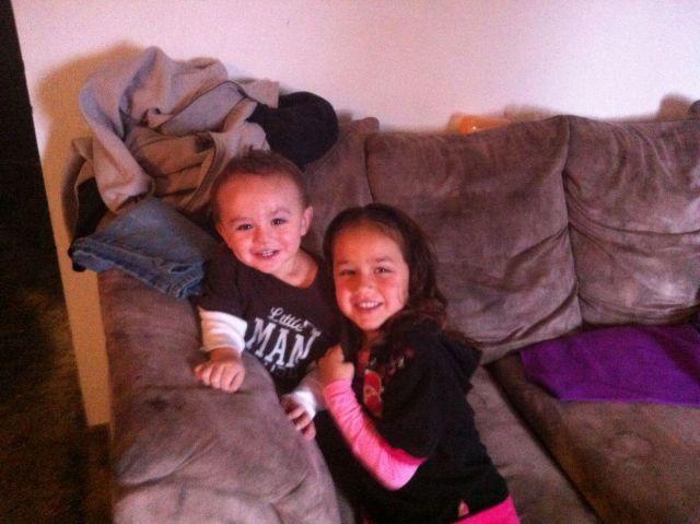My Life  My grandkids