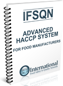 Advanced HACCP System for Food Manufacturers