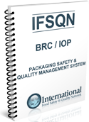 BRC/IOP Packaging Safety and Quality Management System