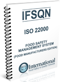 ISO 22000 Food Safety Management System - Food Manufacturers Edition