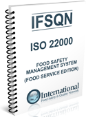 ISO 22000 Food Safety Management System - Food Service Edition